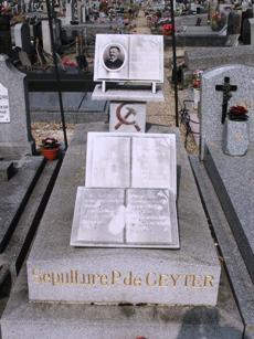 Saint-denis (93) : ancien cimetière